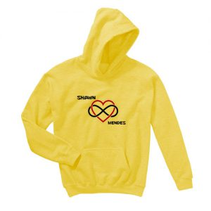 Shawn Mendes Logo Hooded