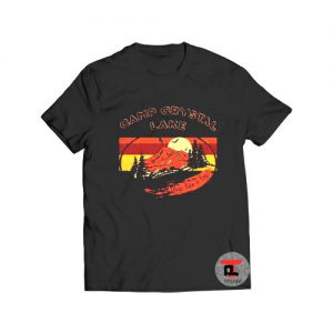 Camp Crystal Lake Viral Fashion T Shirt