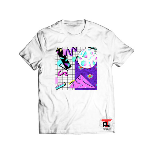 Trapper Keeper 80s Crazy Viral Fashion T-Shirt