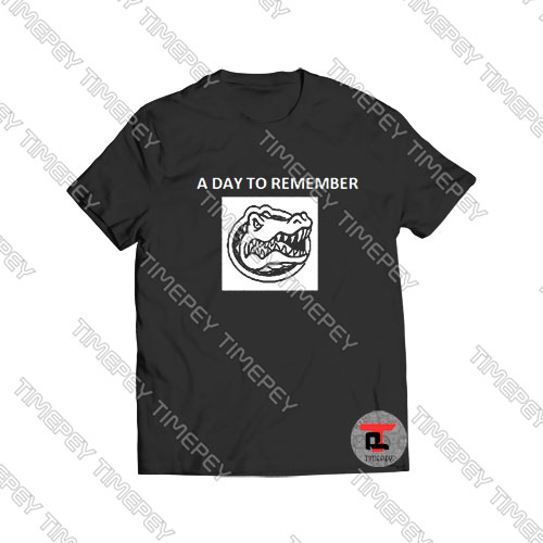A Day To Remember And The UF Gators Viral Fashion T Shirt
