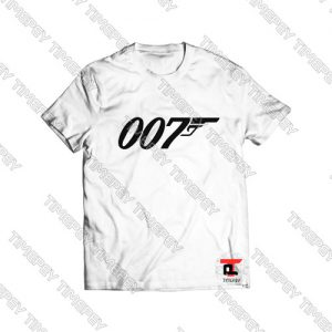 007 James Bond Viral Fashion T Shirt