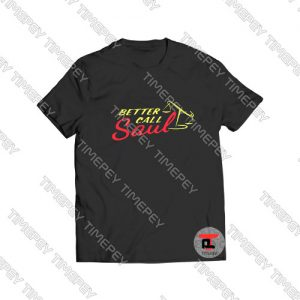 Better Call Saul Logo Viral Fashion T Shirt