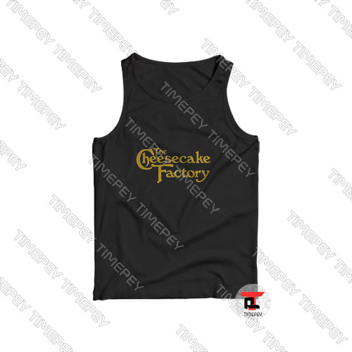 The-Cheesecake-Factory-Tank-Top